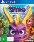 Spyro Reignited Trilogy box art