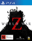 World War Z box art