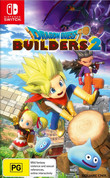 Dragon Quest Builders 2 box art