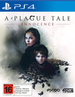 A Plague Tale: Innocence box art