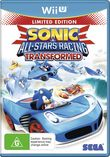 Sonic & All-Stars Racing Transformed box art