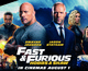 Win a Double Movie Pass to Fast & Furious: Hobbs & Shaw! Update: Comp now closed