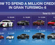 Gran Turismo 6 has microtransactions