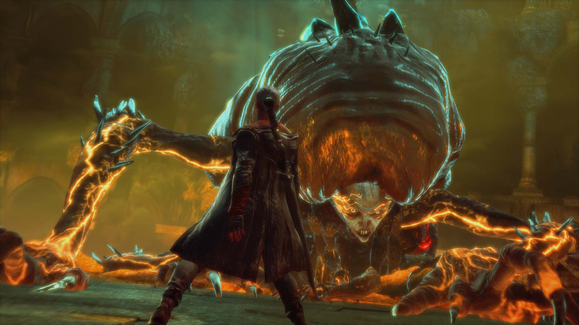 DmC and Devil May Cry 4 remasters coming to new-gen - Image at