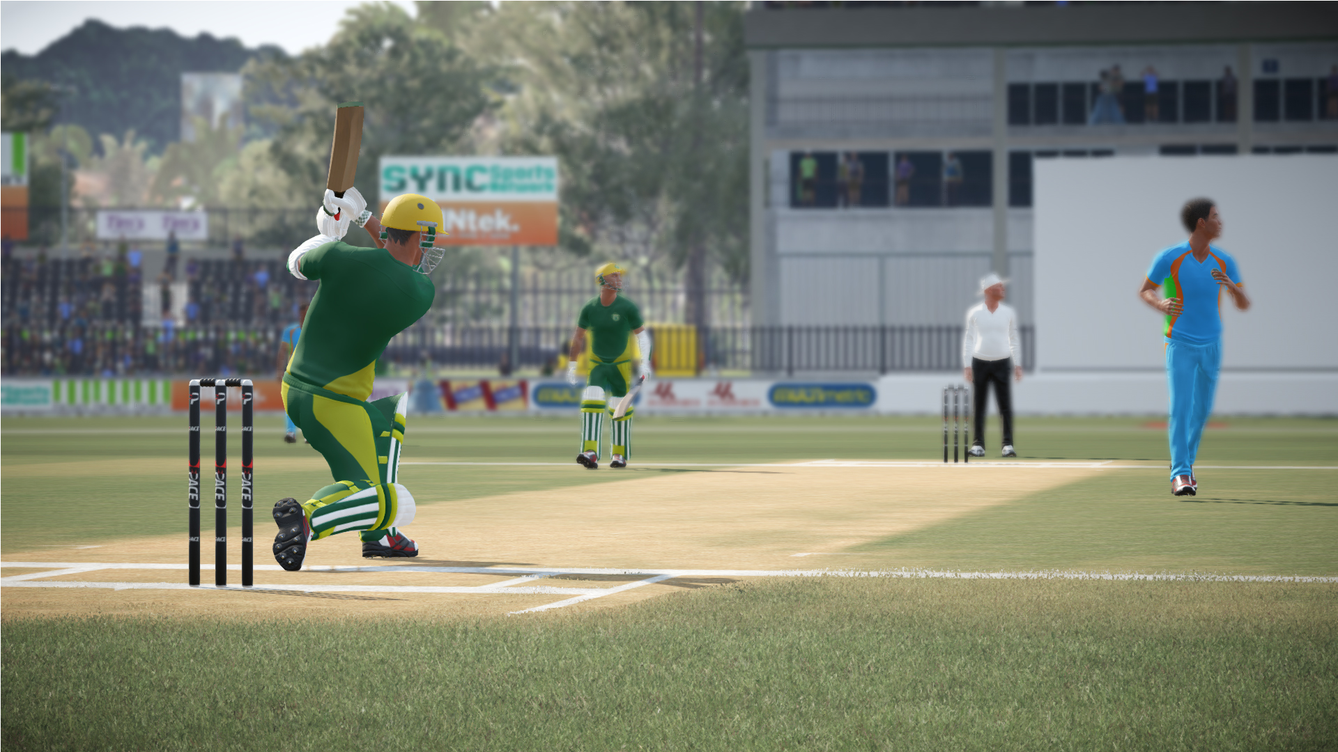 Don Bradman Cricket 17 Review Image At Gameplanet New Zealand