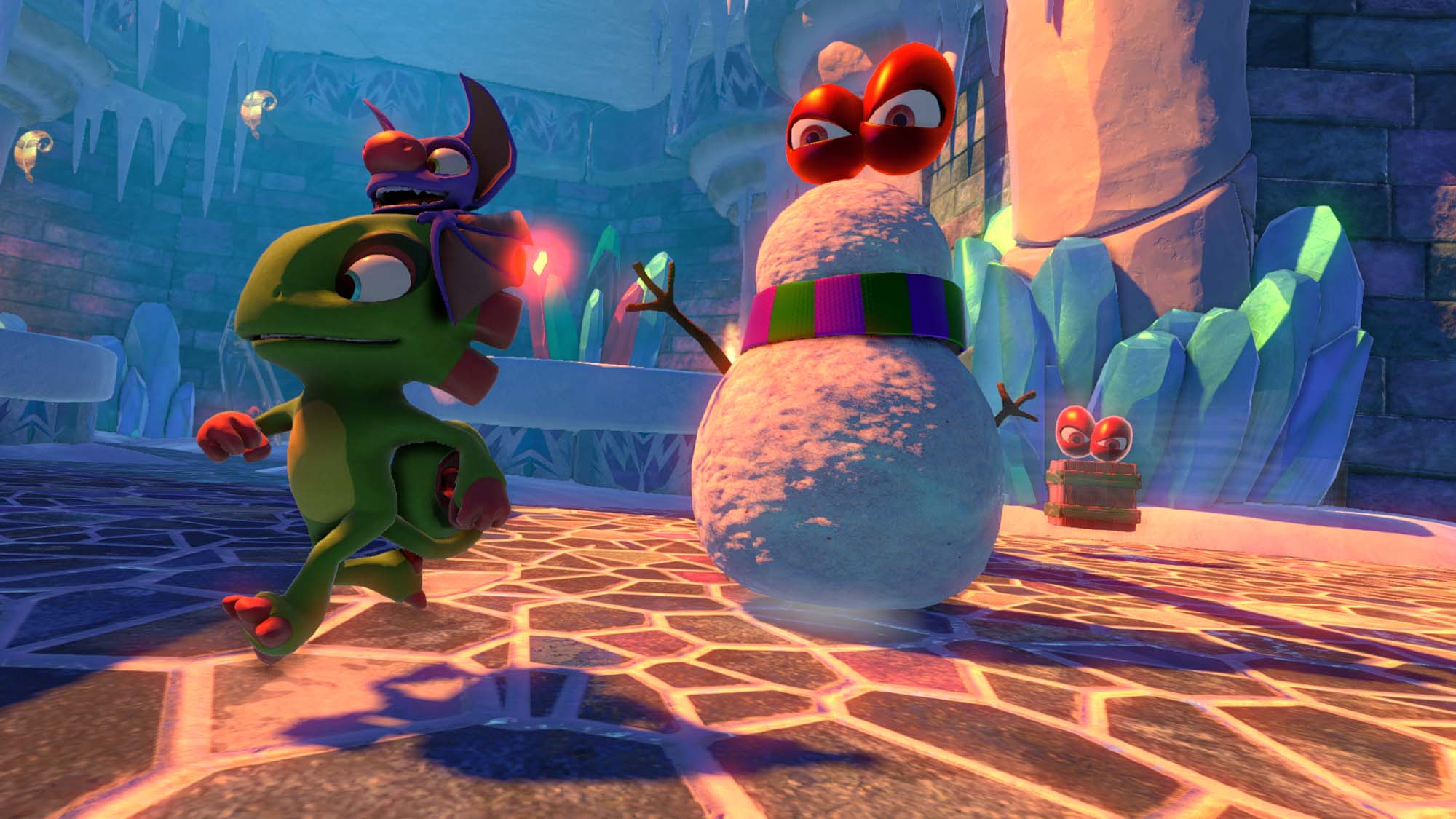 Yooka Laylee Review Image At Gameplanet New Zealand Ps4