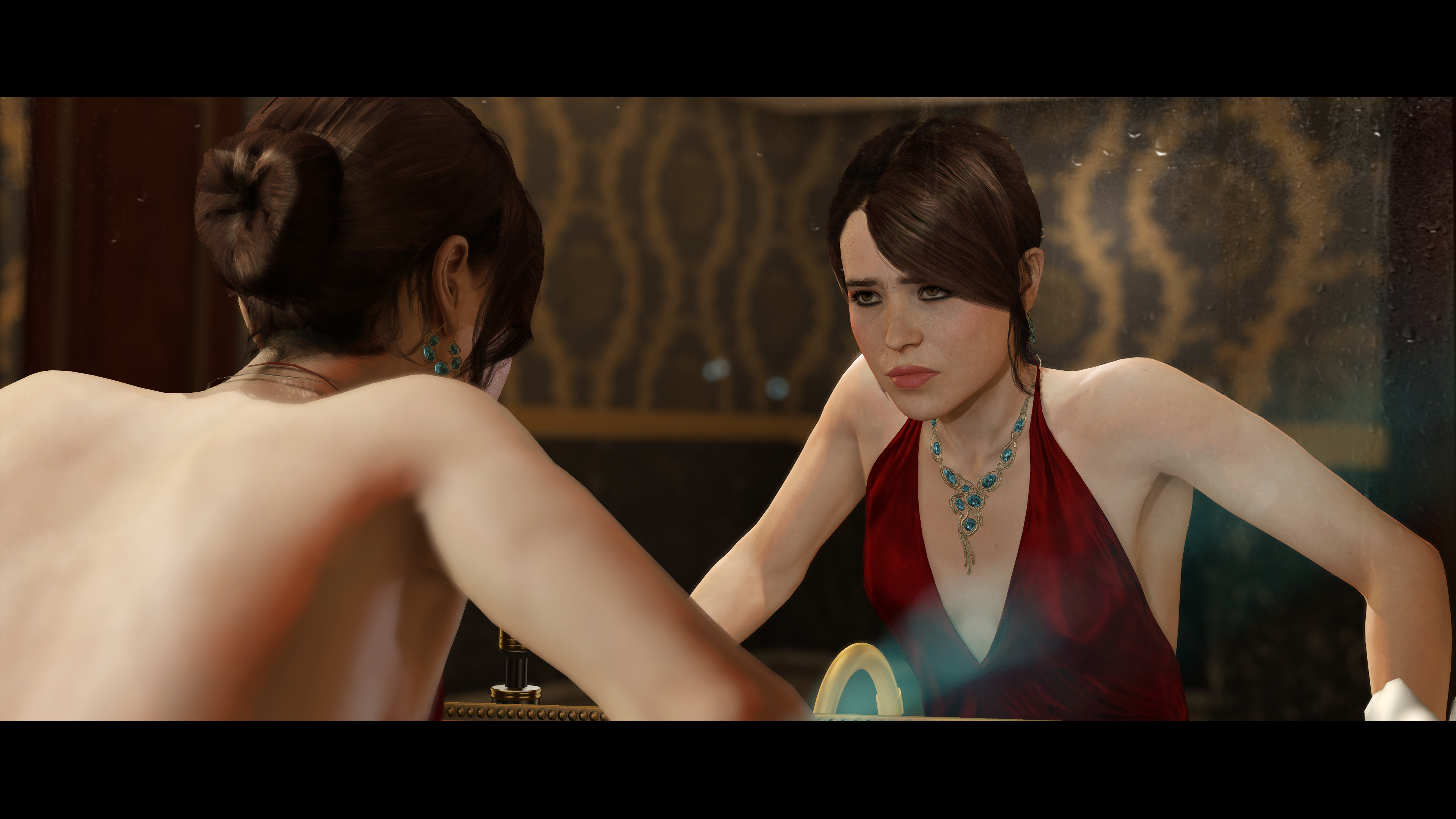 beyond: two souls review - playstation 3 image at gameplanet new zealand