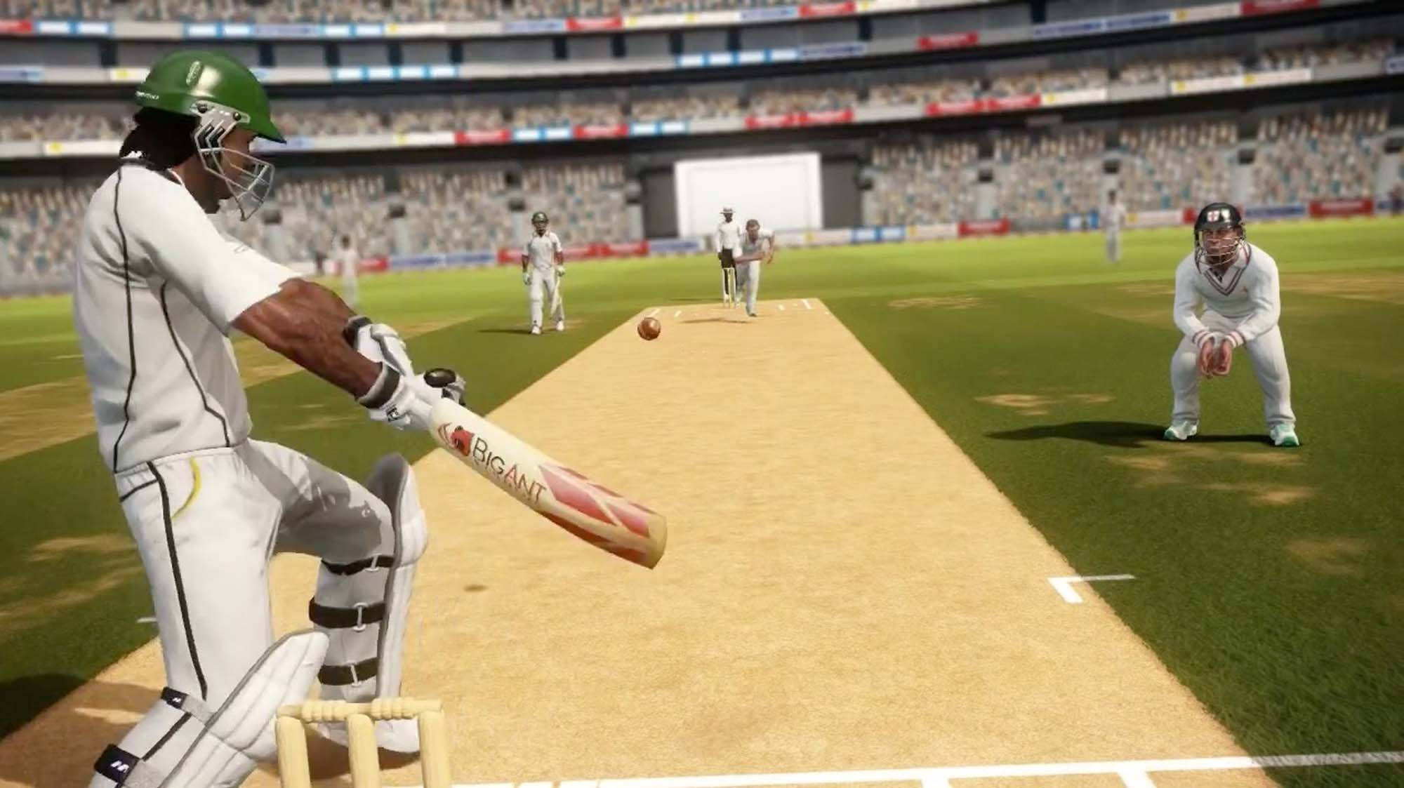 Don Bradman Cricket 14 Review Image At Gameplanet New Zealand
