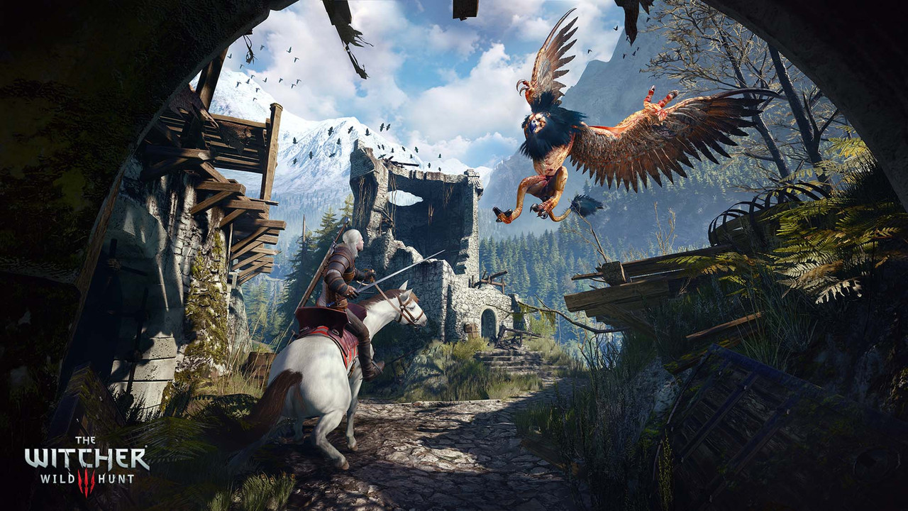 The Witcher 3: On the hunt for the perfect RPG