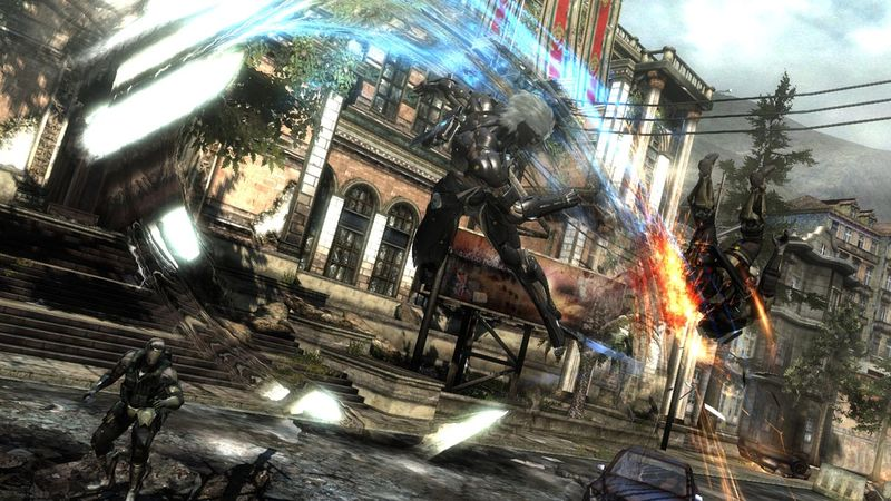 Metal Gear Rising: Revengeance review