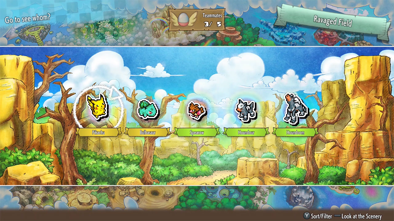 Pokemon Mystery Dungeon: Rescue Team DX Review