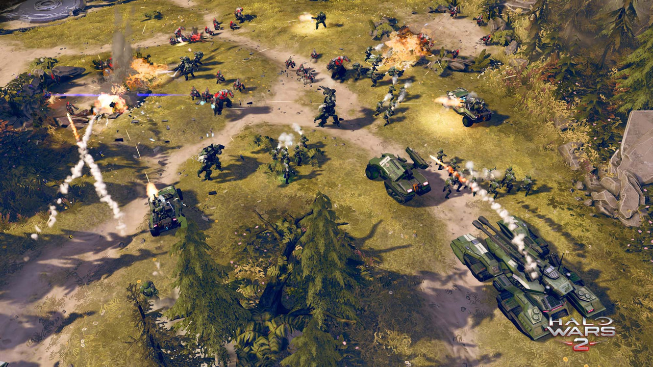 Halo Wars 2's Blitz mode is the future of the console RTS
