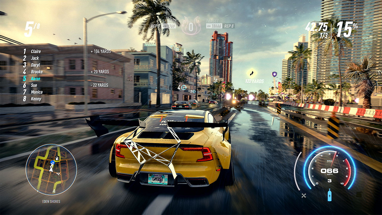 Need for Speed: Heat Review