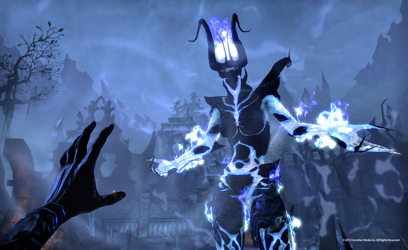 The Elder Scrolls Online: All of the people, all of the time