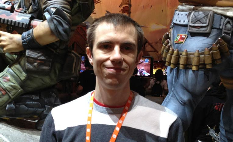 The making of a psycho: meet Krieg, Borderlands 2's newest character
