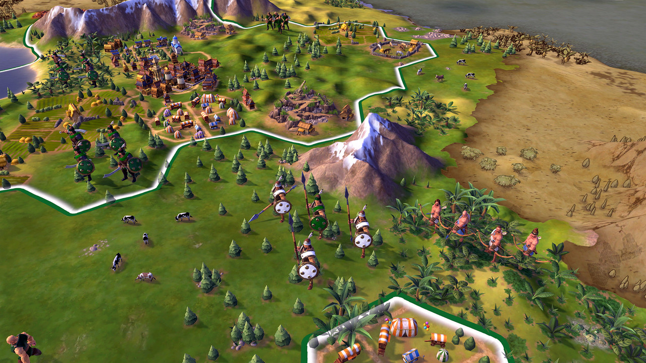 Civilization VI PlayStation 4 Review