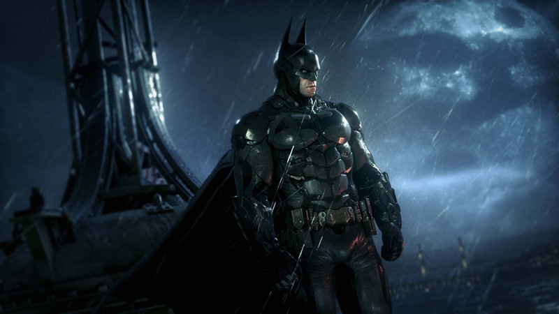 Arkham Knight screens showcase new Batsuit, Batmobile