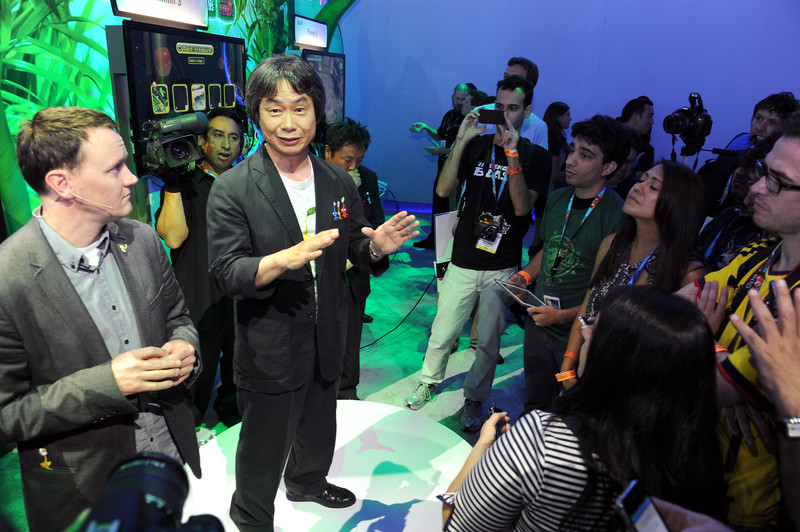 E3: Nintendo reveals solid but predictable E3 line-up