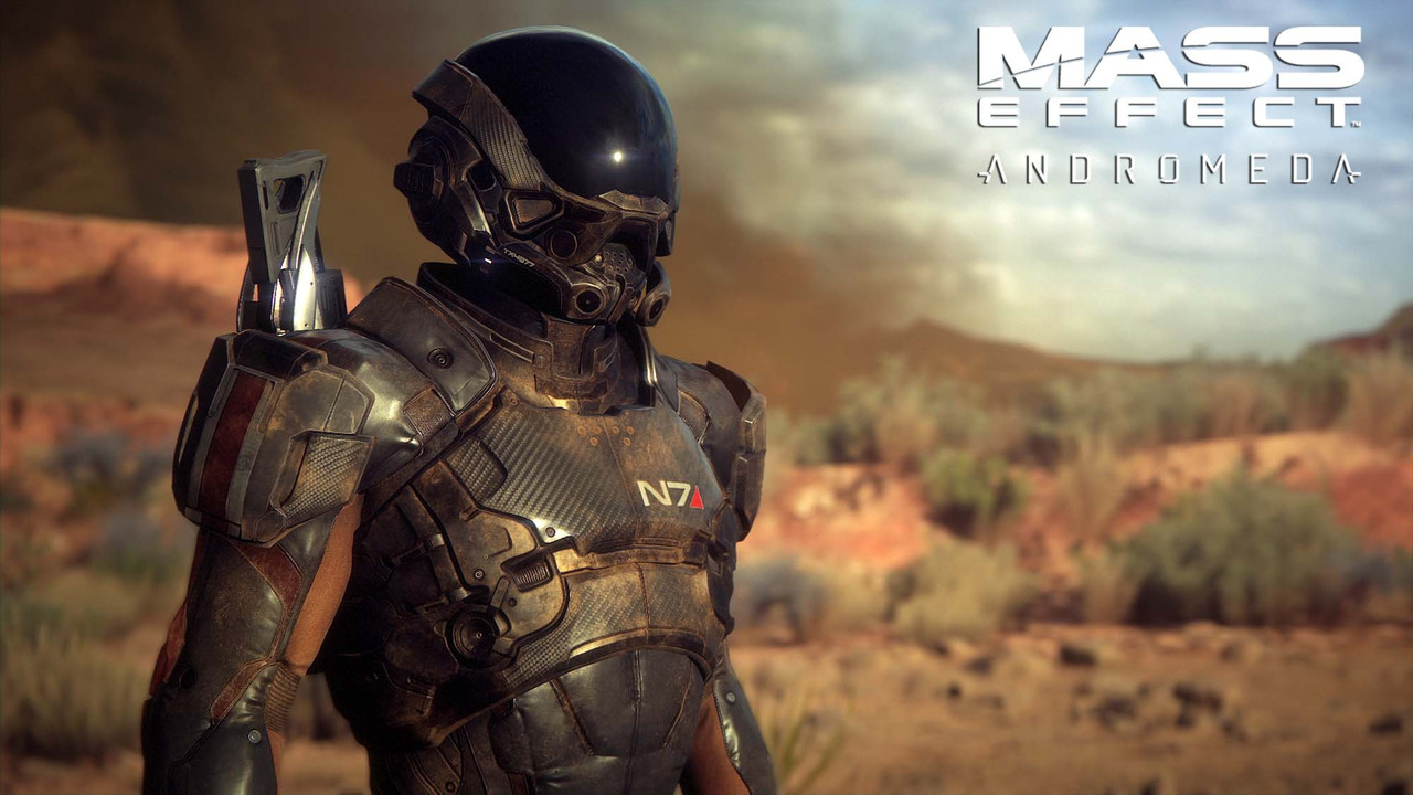 Mass Effect: Andromeda interview