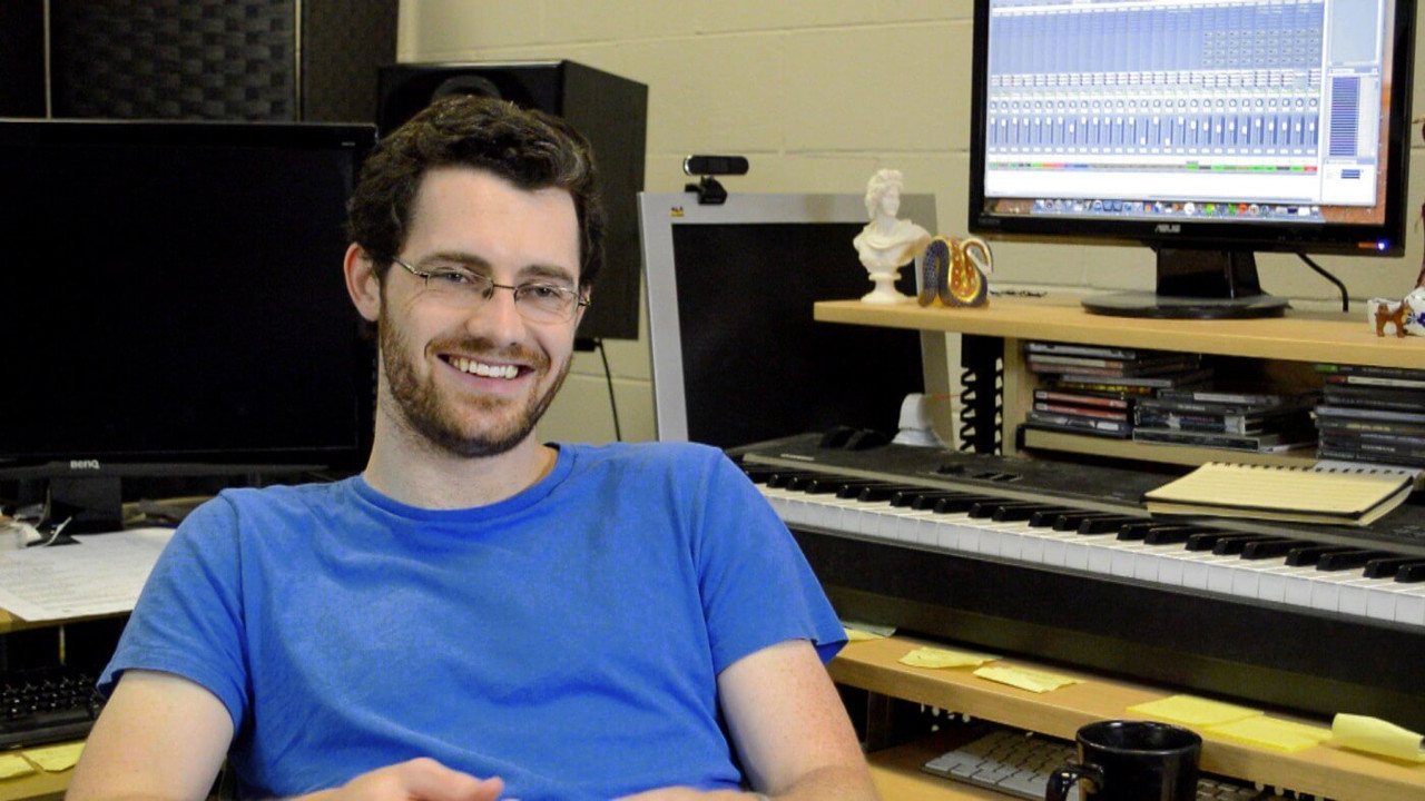 Composer Austin Wintory on music, gaming, and working on Absolver