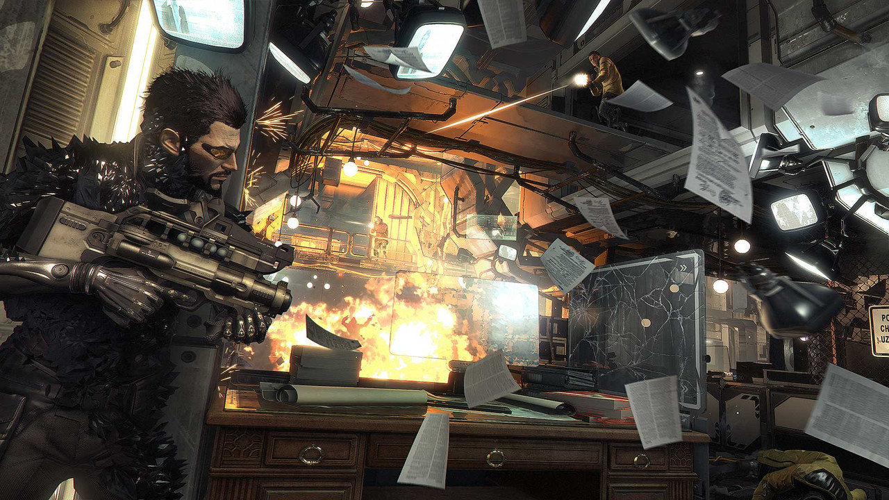 Deus Ex: Mankind Divided – Gamescom 2015 screenshots