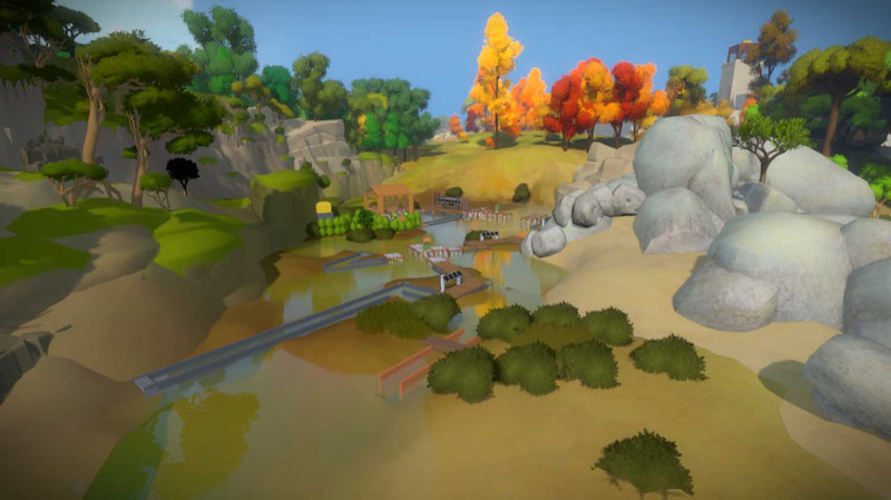 E3: The Witness preview