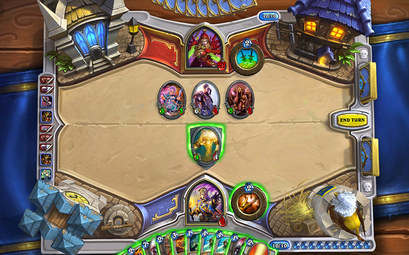 Clearing the decks: Hearthstone's Eric Dodds and Ben Thompson
