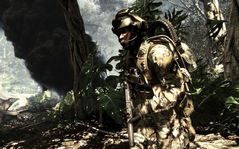 Call of Duty: Ghosts screenshots