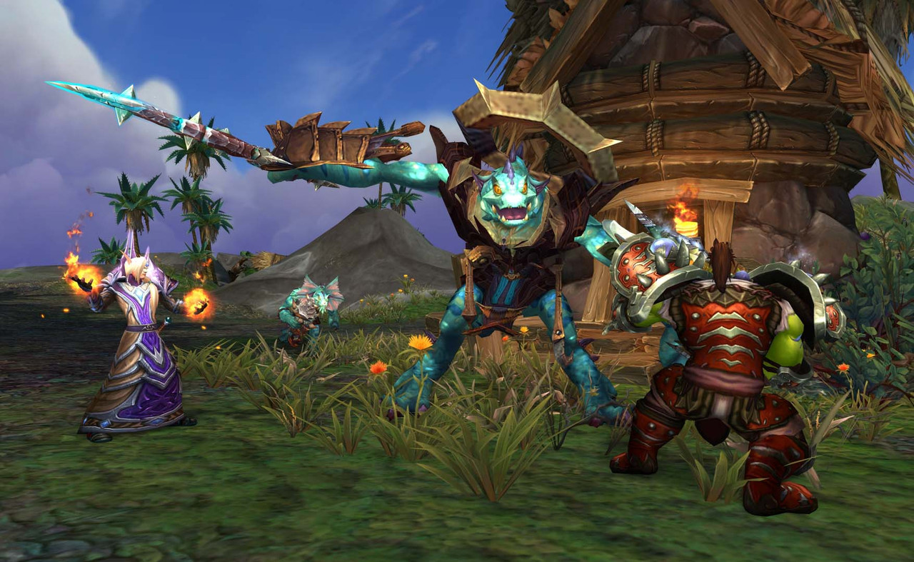 World of Warcraft: Battle for Azeroth preview
