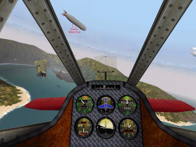 Crimson Skies review