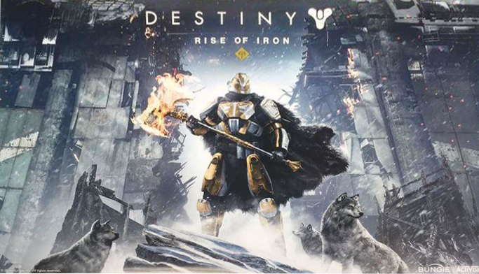 Destiny's next major DLC may be titled Rise of Iron