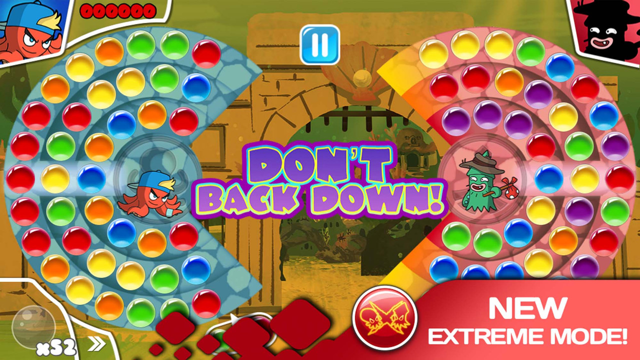 Auckland studio releases world's first PvP bubble shooter, Ink Wars