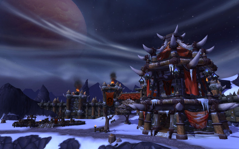 Stables in Warlords of Draenor – an interview with Cory Stockton