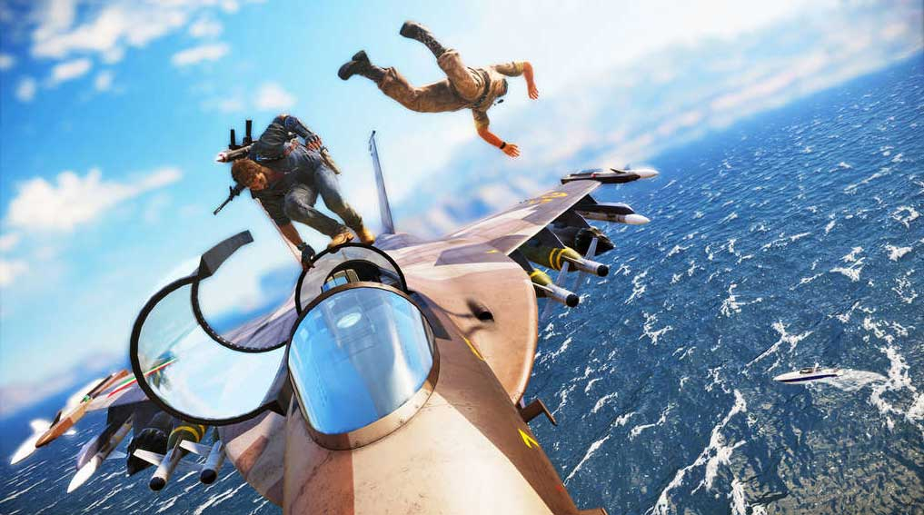 New Just Cause 3 screenshots