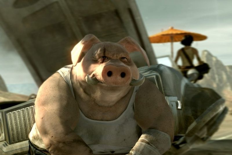 Beyond Good & Evil sequel delayed by distracted designer
