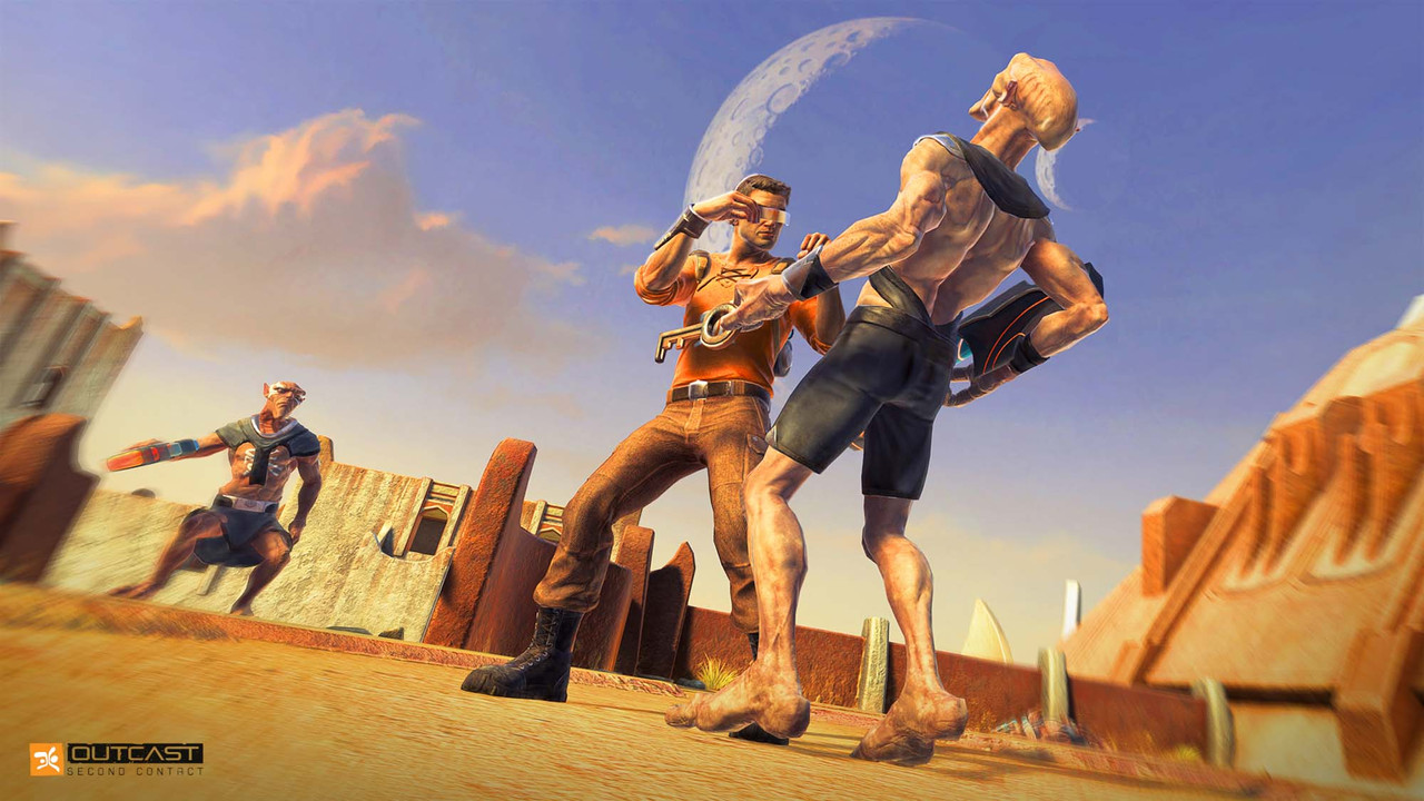 Outcast: Second Contact brings a classic back to life