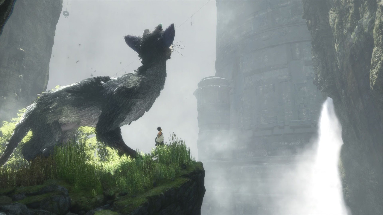 Marvel at the latest Last Guardian stills