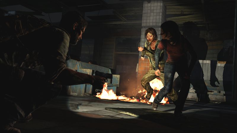 The Last of Us hands-on screenshots