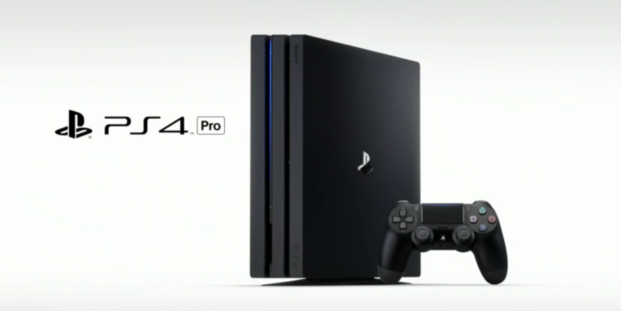 Sony unveils PlayStation 4 Pro