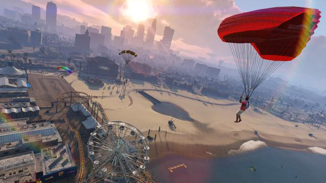 Beach Bum update adds weapons, jobs, vehicles and more to GTA Online
