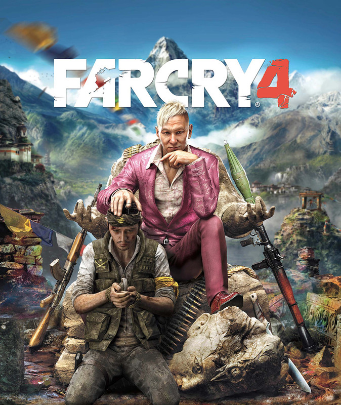 Far Cry 4 set in Himalayas, coming to consoles and PC Nov. 21