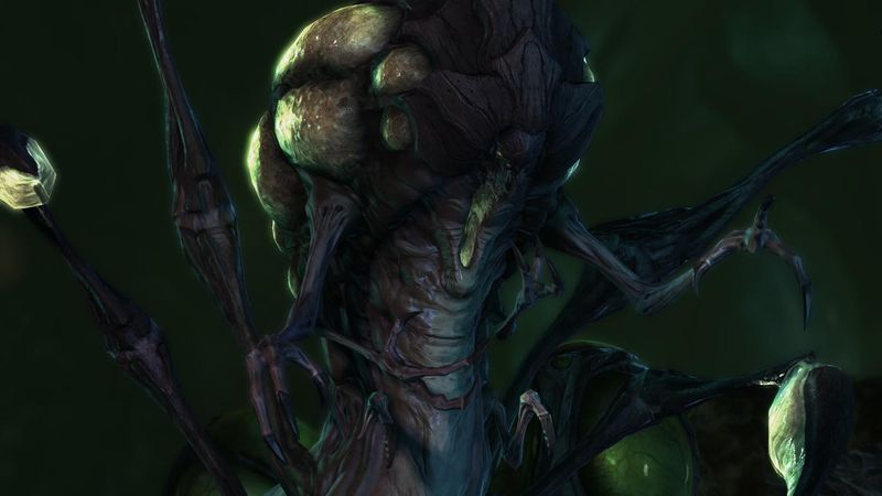 StarCraft II: Heart of the Swarm: singleplayer hands-on