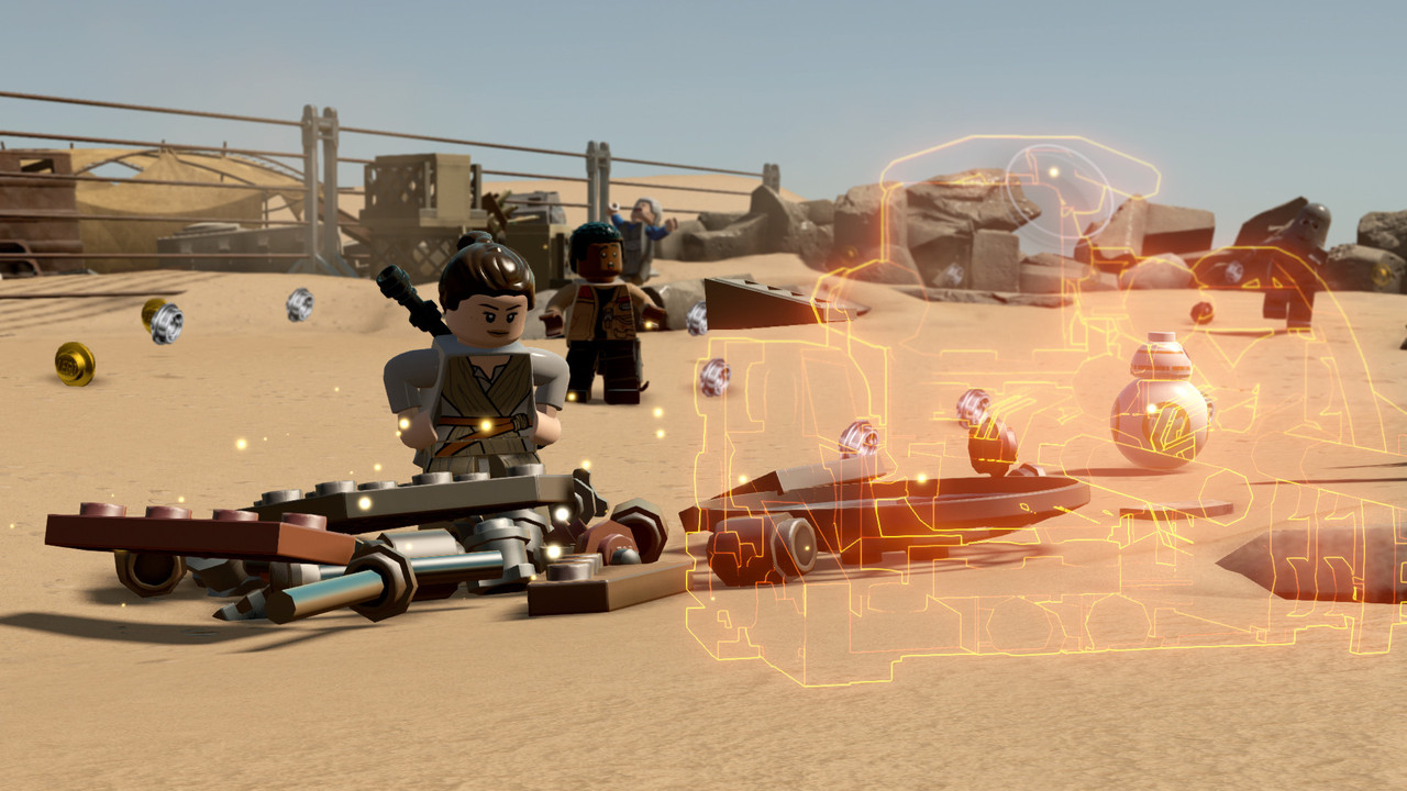 TT Games plays it safe with kid-tastic Lego Star Wars: The Force Awakens