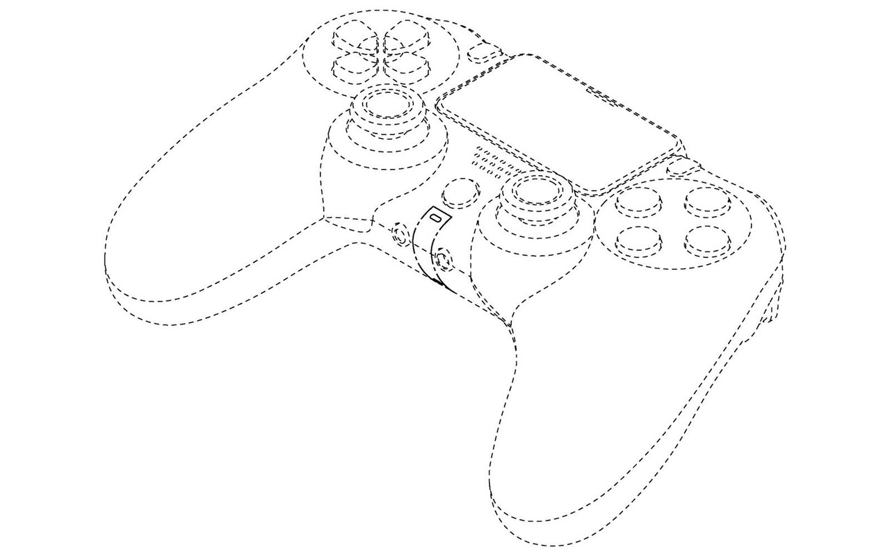 PlayStation 5's controller designs look very familiar