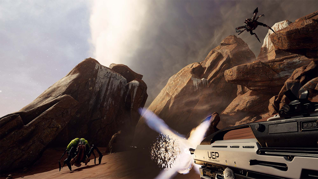 Farpoint review