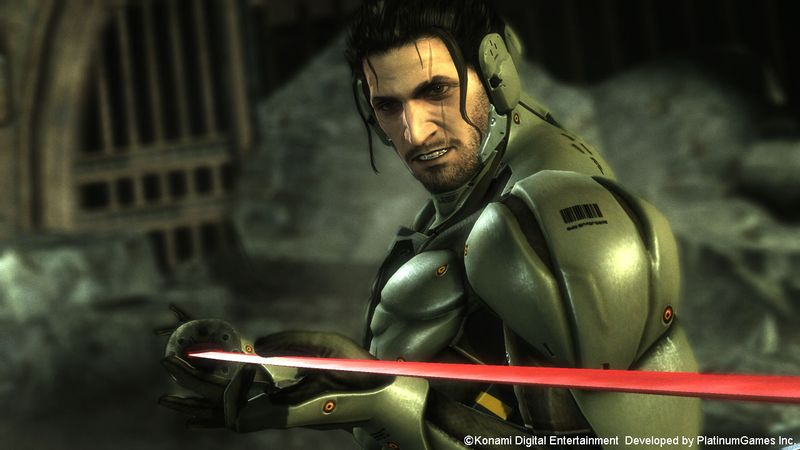 Metal Gear Rising: Revengeance JetStream Sam DLC screenshots