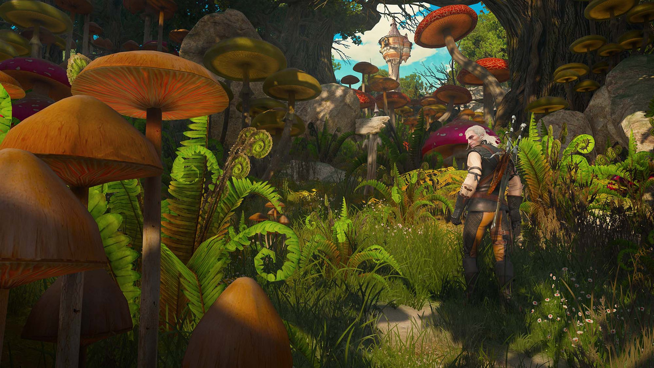 The Witcher 3: Blood & Wine preview - Gameplanet New Zealand