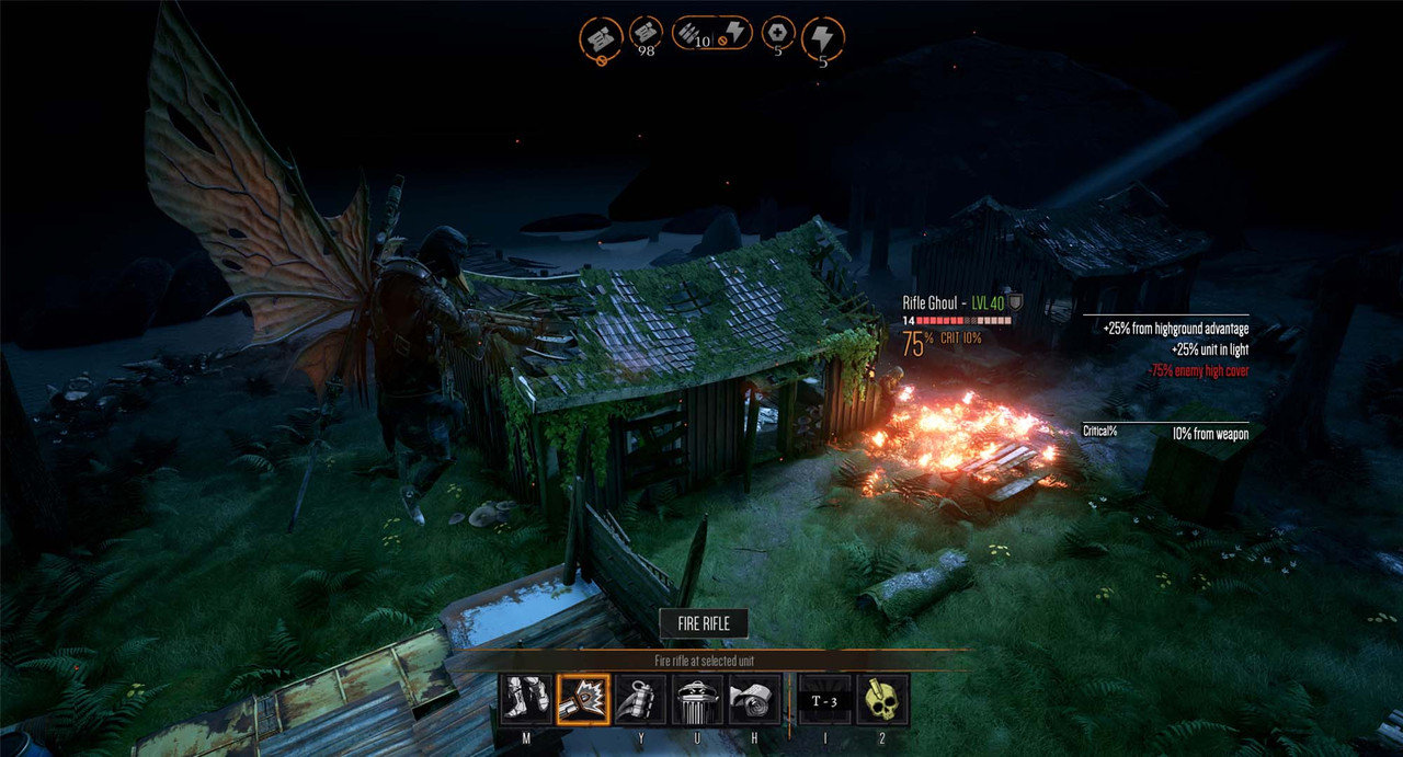 Payday and Hitman designers unveil tactical adventure Mutant Year Zero