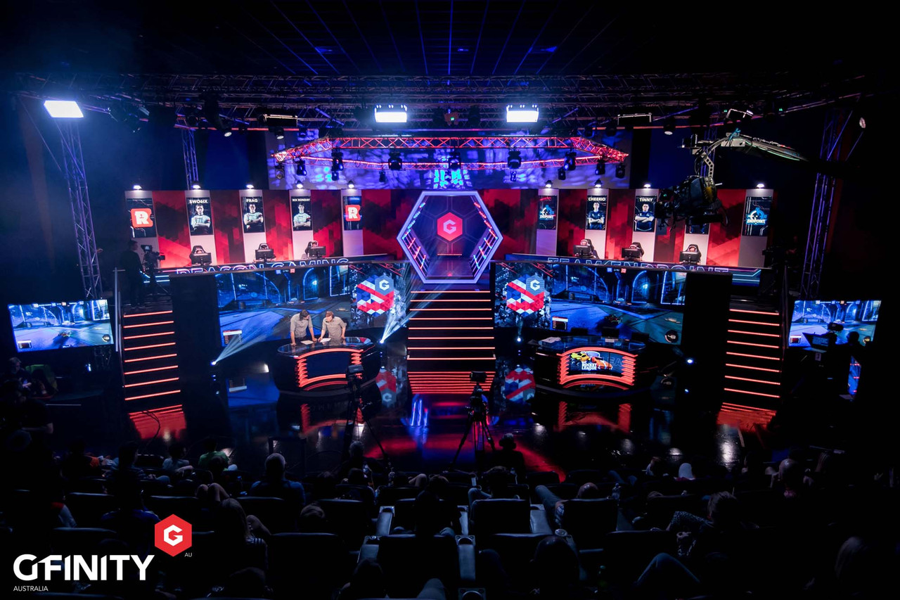 Gfinity expands to Australia with AU$450k prize pool