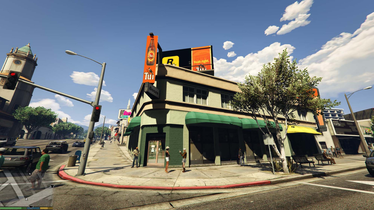 Kiwi adds KFC, Kiwibank and more to GTA V